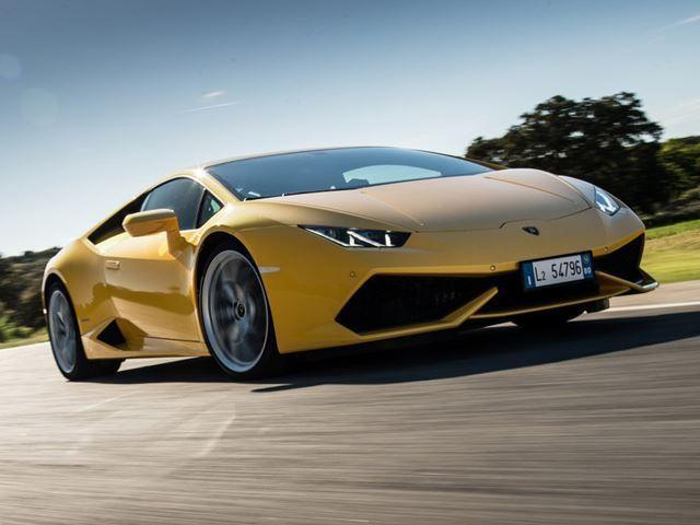 Потрясающие новости о Lamborghini Huracan