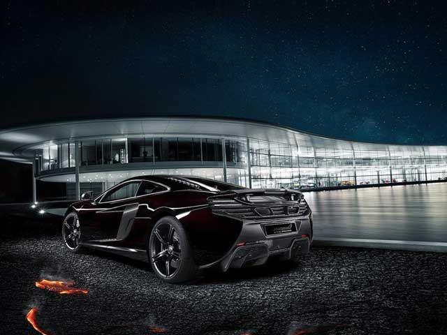 Радуйтесь! McLaren планирует будущее без внедорожников