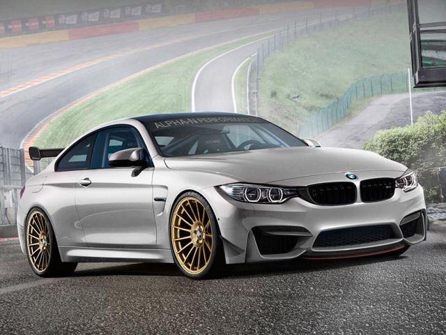 Программа персонализации для BMW M4