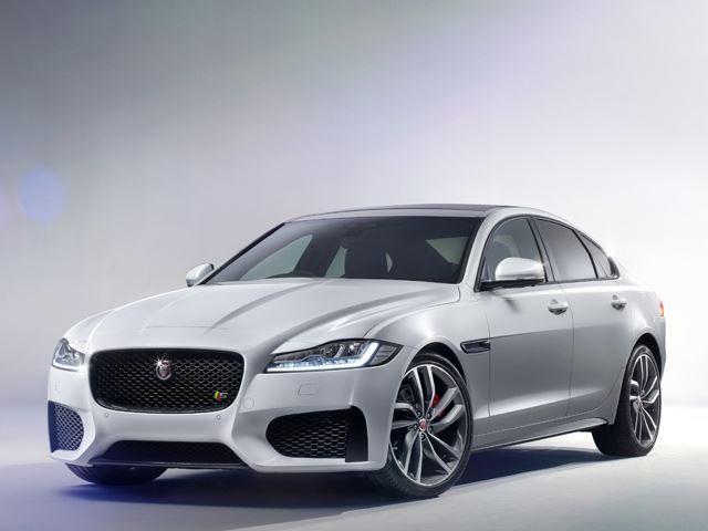 Jaguar представил абсолютно новый 2016 XF