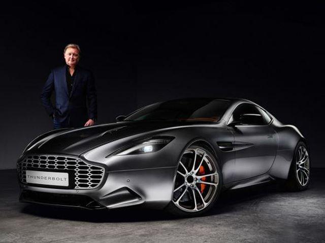 За кражу проектов Aston Martin можно получить иск