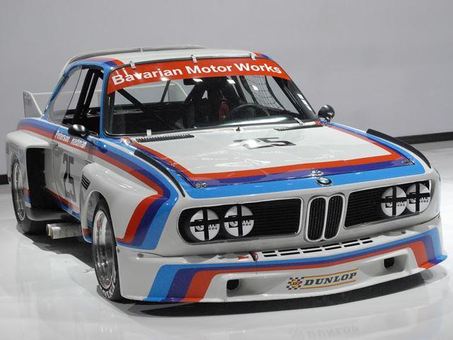 Гоночная икона BMW представлена в Нью Йорке