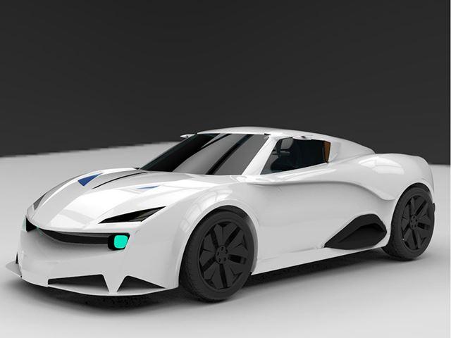 Новым индийским суперкаром станет 700-сильный гибрид