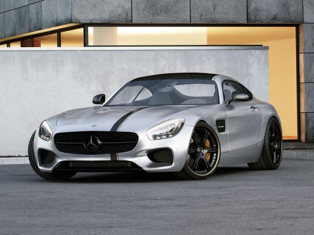 Тюнинг Mercedes-AMG GT от Wheelsandmore