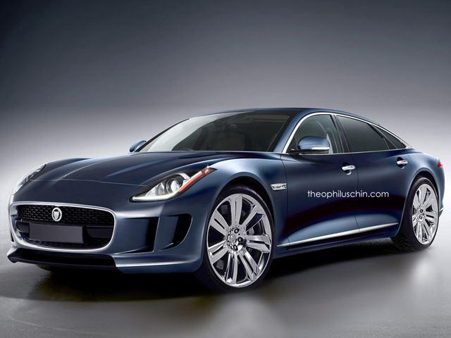 Флагманский седан, который нужен Jaguar'у