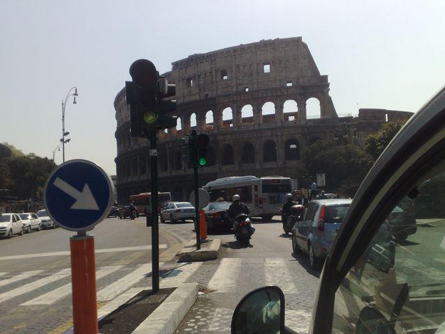 Как проехать Италию за 40 секунд