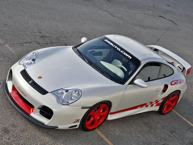 Сногсшибательный 700-сильный Porsche 911 Turbo от ZR Auto