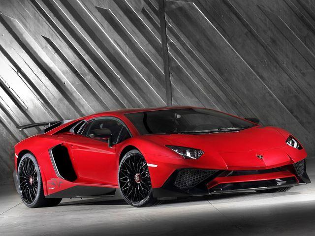 Сколько Aventador SuperVeloce построит Lambo?