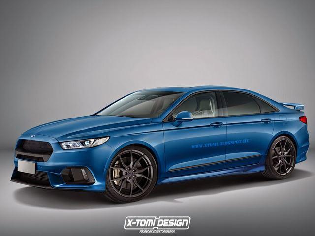 Какой двигатель вы бы дали этому Ford Taurus RS?