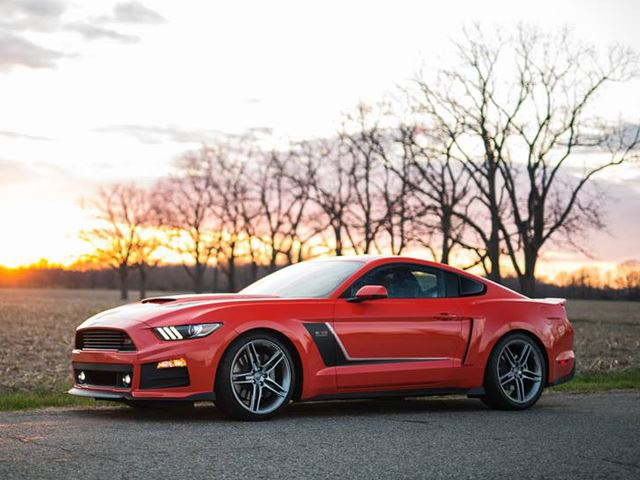 Roush Performance представил Stage 3 для Ford Mustang