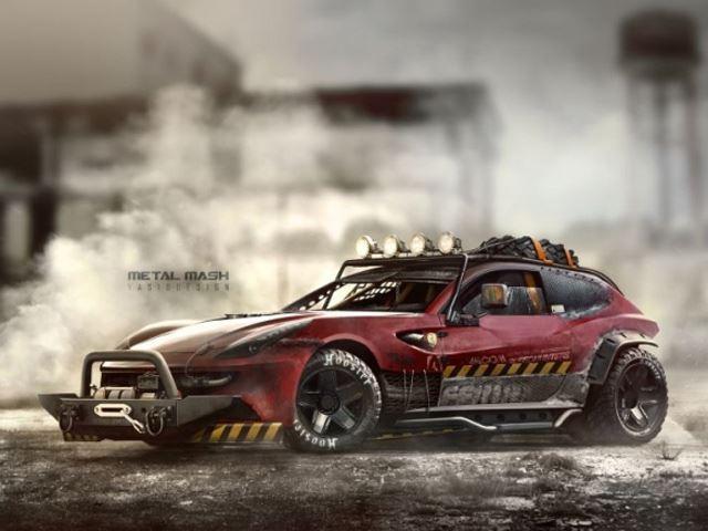 9 автомобилей для зомби апокалипсиса