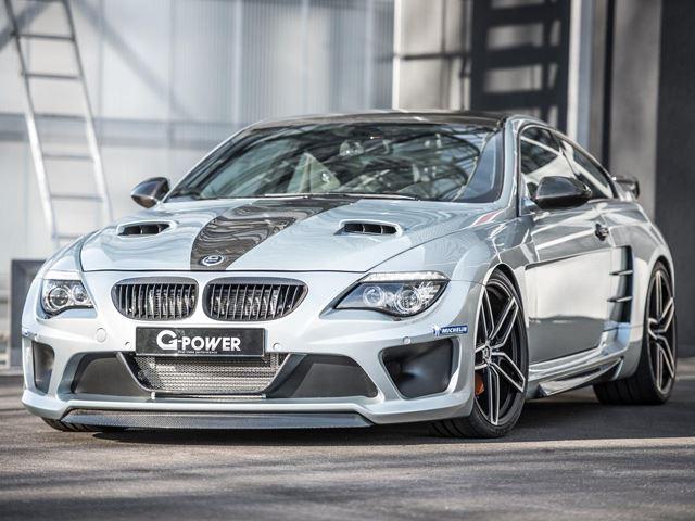 BMW M6 - такой же мощный, как Bugatti Veyron