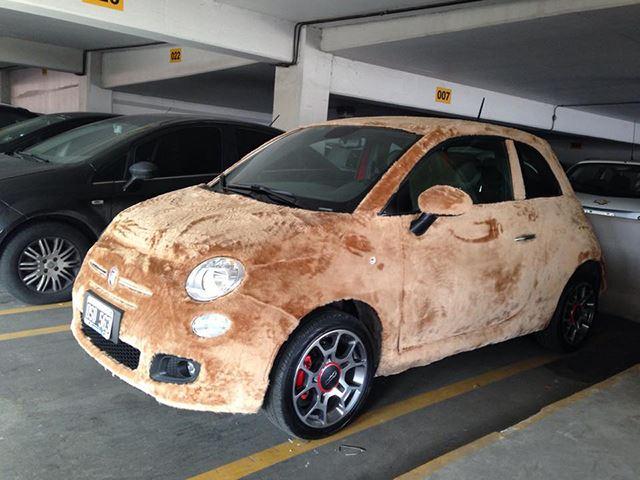 Сколько животных пострадало ради этого Fiat
