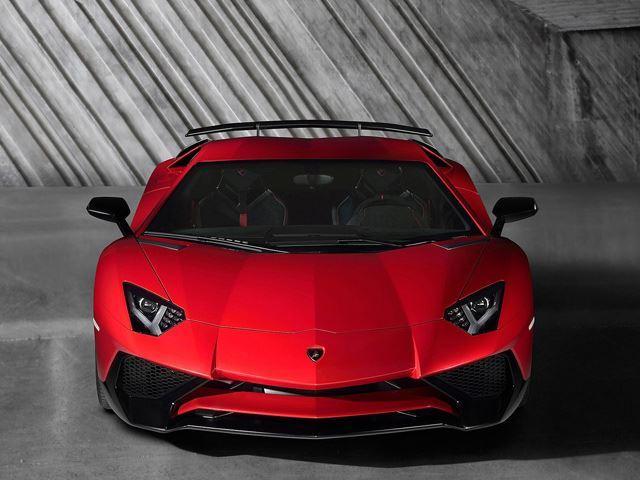 Что же случилось с Lamborghini Aventador SV?