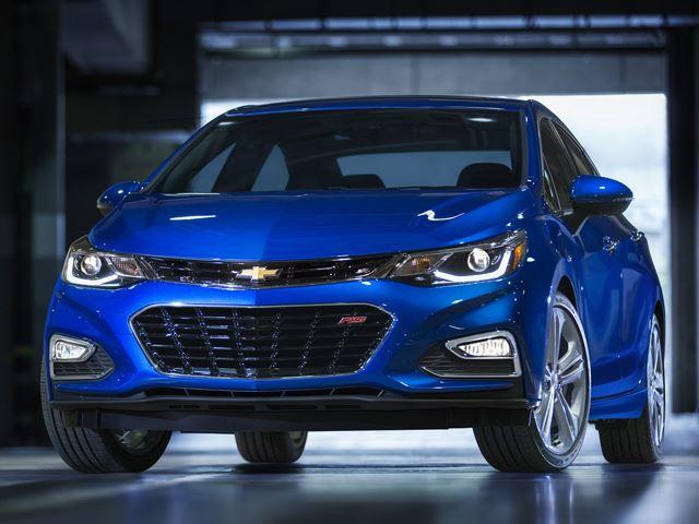 Любители Hyundai оценят новый 2016 Chevrolet Cruze