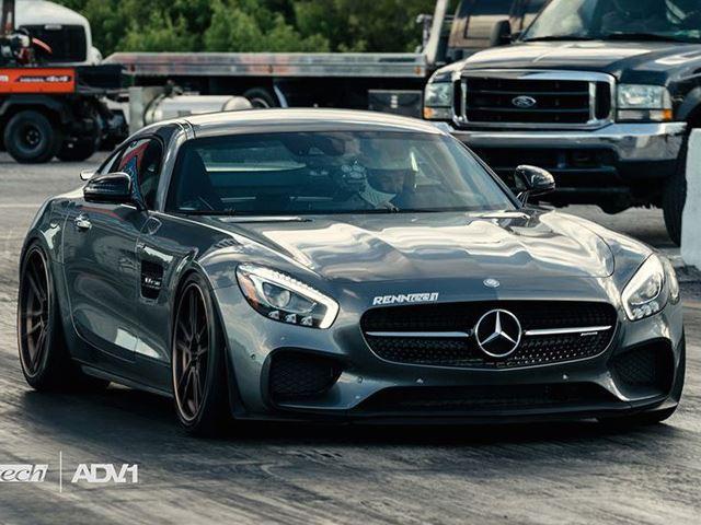 Самый быстрый Mercedes-AMG GT на планете