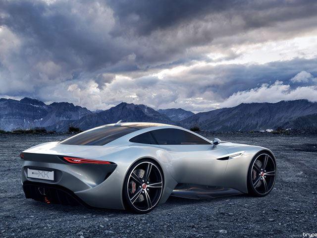 Достойный преемник Jaguar XK?