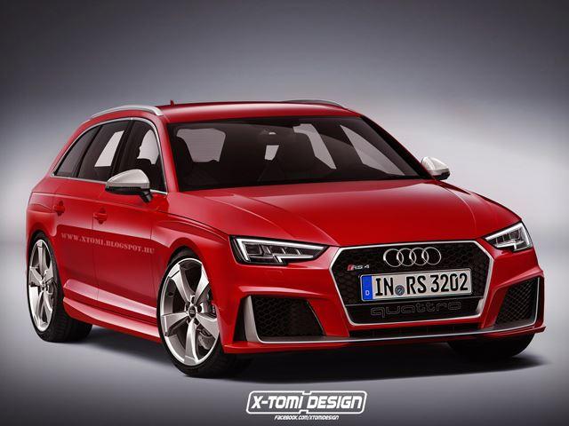 Что вы думаете о новом Audi RS4?