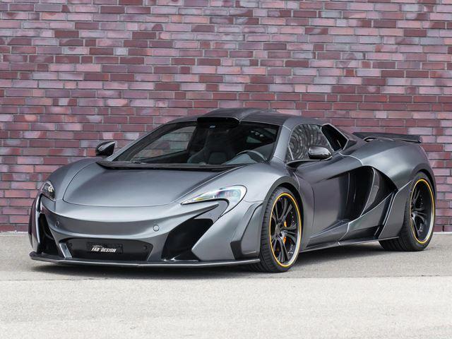 Нужны ли McLaren 650S эти обновления?