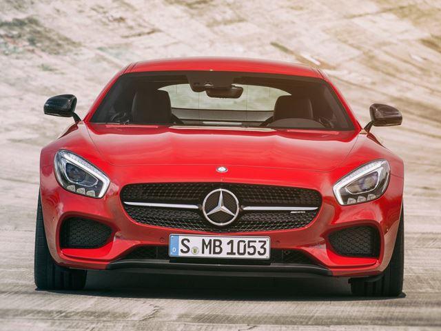 Mercedes-AMG замышляет что-то интересное