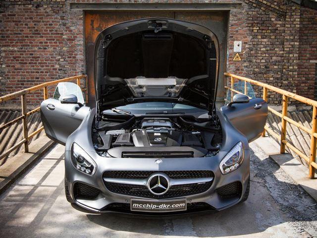 Как превратить Mercedes AMG GT в 600-сильного зверя?