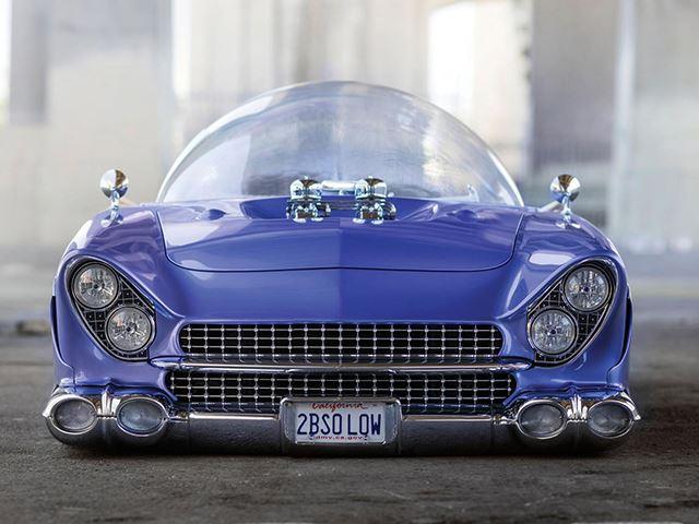 Что более безумно - эта машина или её цена?