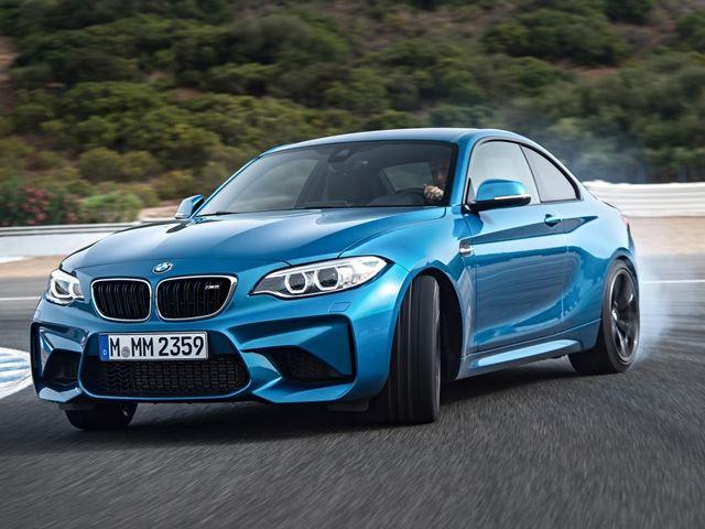 4 причины, почему BMW M2 - лучший автомобиль этого года