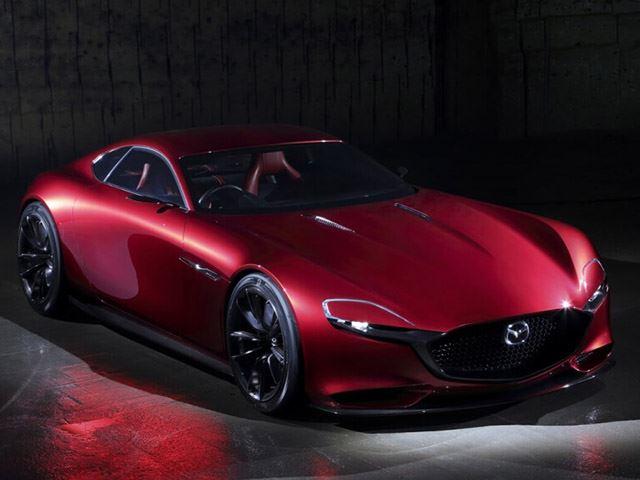 Долгожданный концепт-кар Mazda RX-Vision - предвестник RX-9