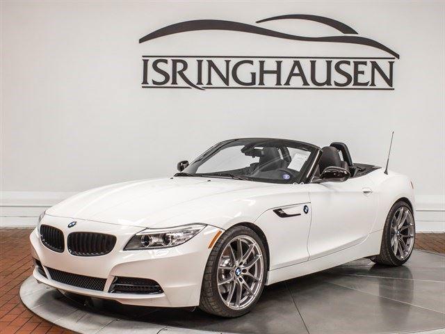 2015 BMW Z4 получил 400 лошадиных сил благодаря Dinan