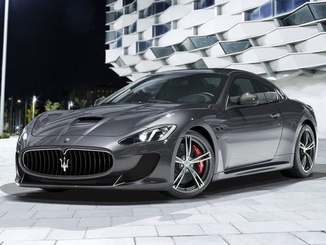 Maserati GranTurismo от тюнинг-ателье Liberty Walk