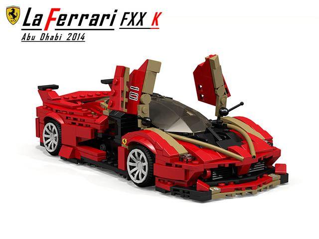 Вы можете не быть миллионером, чтобы купить этот LaFerrari FXX K