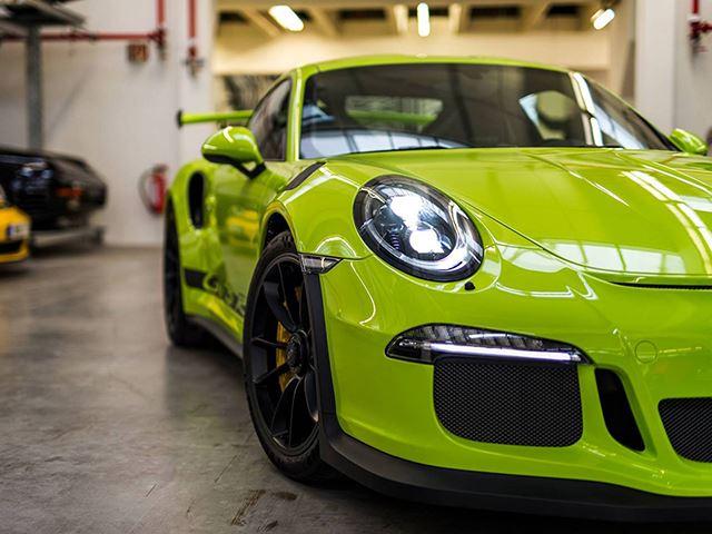 Так должен выглядеть каждый Porsche 911 GT3 RS
