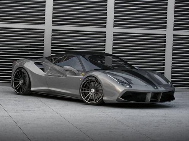 Новые колеса не единственное, что может предложить этот Ferrari 488 GTB