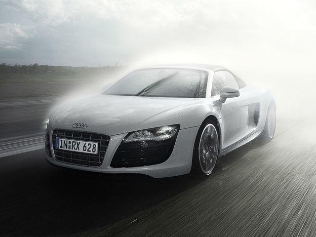 Audi нанёс первый удар в войне элекромобилей