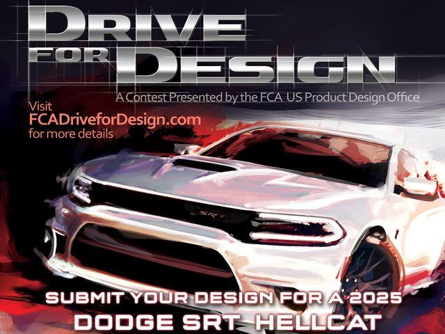 2025 Dodge SRT Hellcat будет разработан... школьниками?!