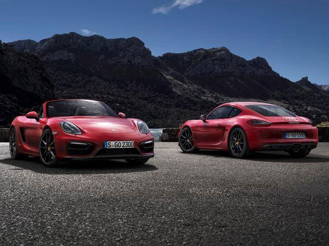 Предстоящие Porsche отдадут дань великому 718