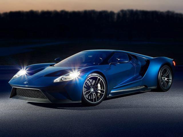 Ford уменьшит вес GT за счет стекла для смартфонов