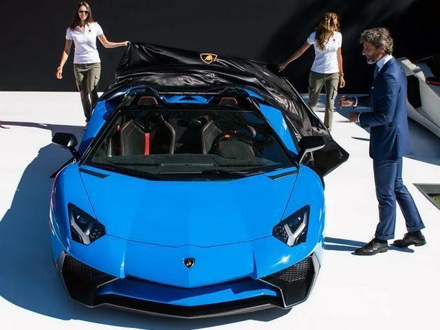 Lamborghini рассказал кое-что новое о конкуренте LaFerrari