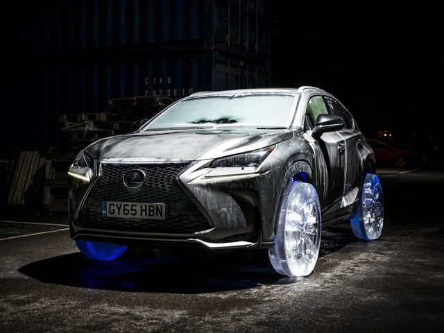Lexus создал самое крутое колесо в мире