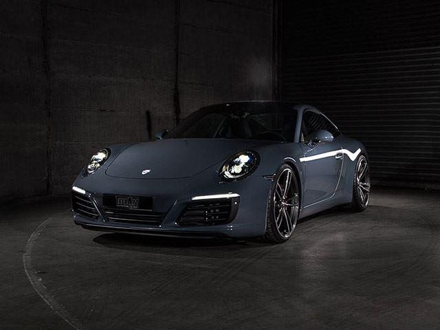 Porsche 911 от тюнинг-ателье TechArt