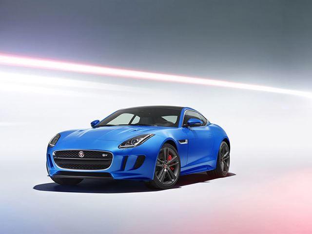 Jaguar F-Type стал более британским с новым специальным изданием