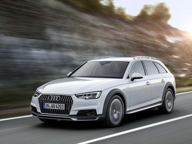 Audi A4 Allroad - роскошный внедорожник вашей мечты