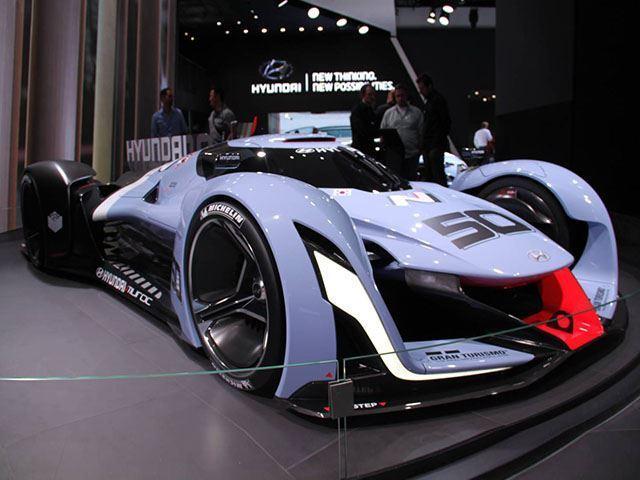 Подразделение Hyundai N Performance выпустит конкурента BMW M4