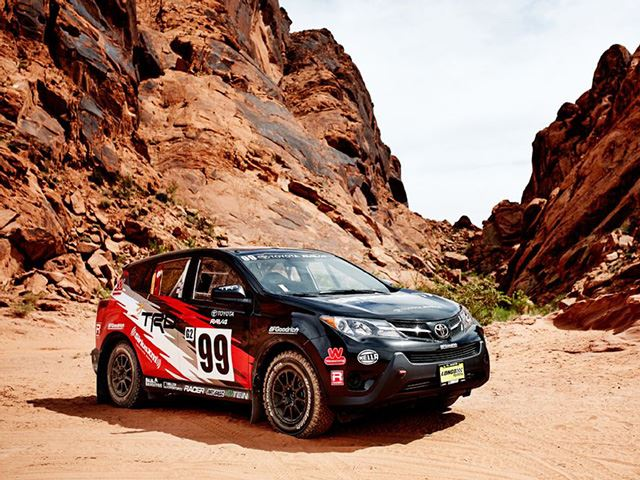 Toyota собирается построить внедорожный вариант RAV4