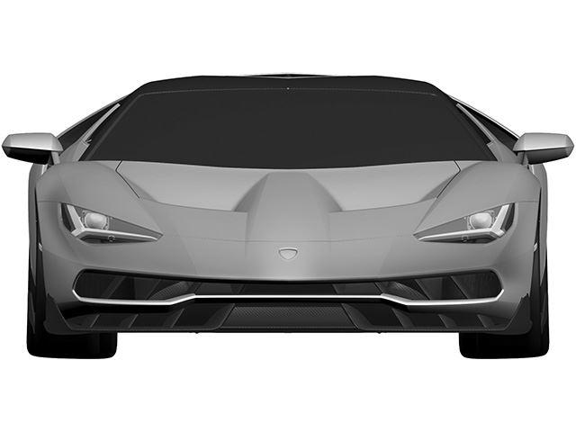 Это новый гиперкар Lamborghini?
