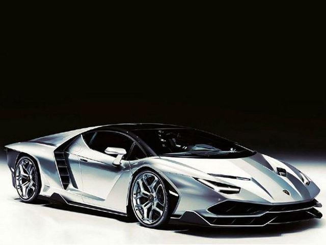 Новое изображение Lamborghini Centenario