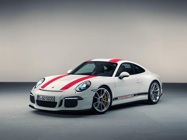 Урок вождения на Porsche 911 R