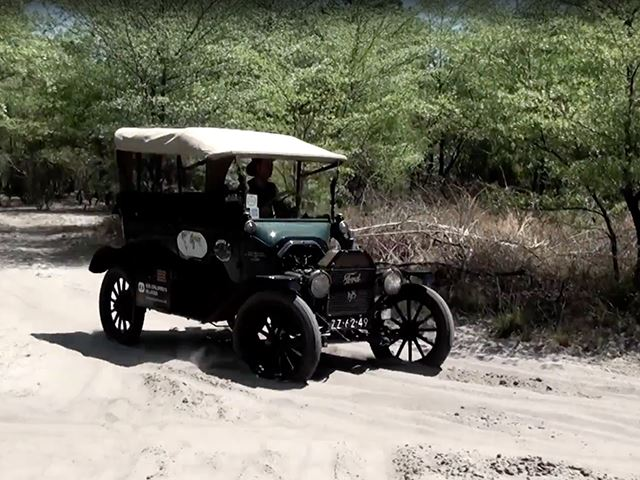 Эти люди сошли с ума - вокруг света на Ford Model T!