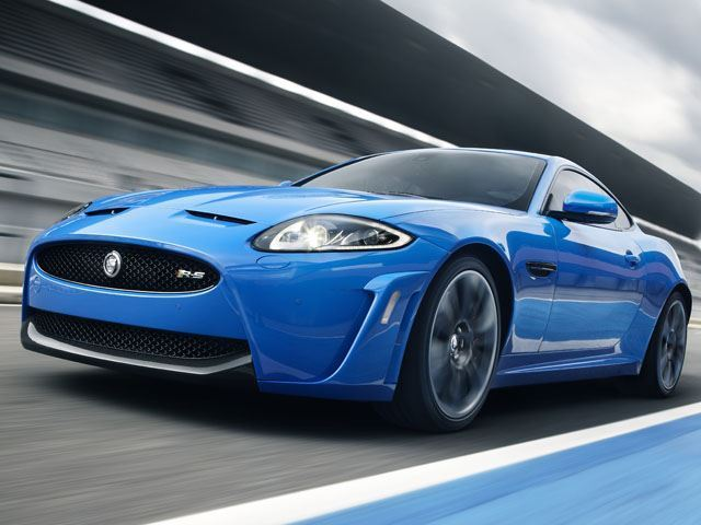 Jaguar F-Type SVR настолько великолепен, что нам не нужен новый XK
