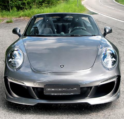 Porsche 911 Cabrio S от Gemballa